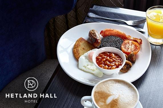 Hetland Hall Hotel stay