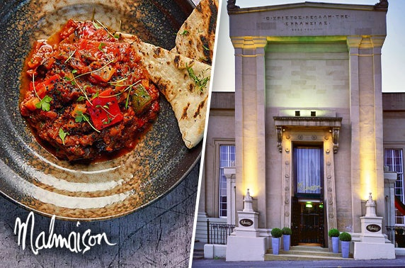 4* Malmaison Glasgow stay