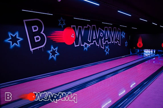 City Centre bowling - from £4.50pp
