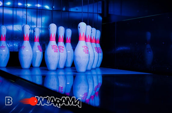 Boutique bowling, City Centre - from £4.50pp