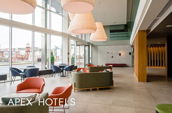 Dundee staycation - from £65