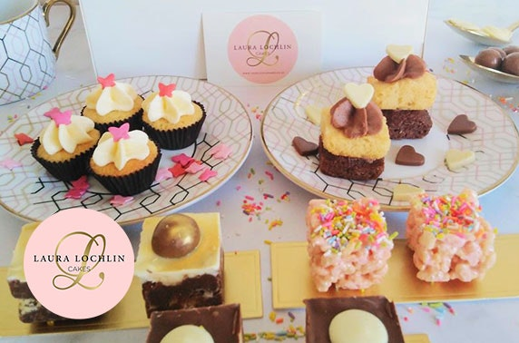 Afternoon tea delivered - from £12