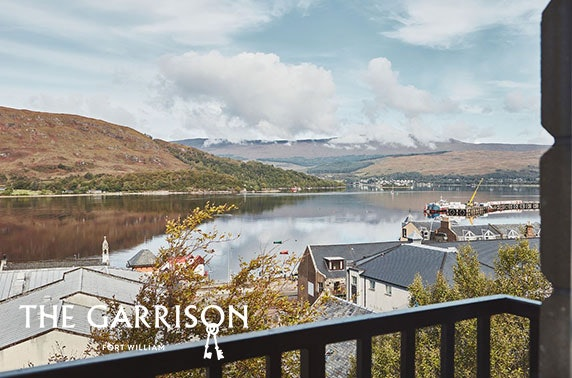 Highland self-catering apartment stay