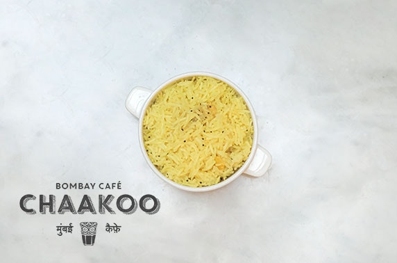 Chaakoo Bombay Café at-home - £39
