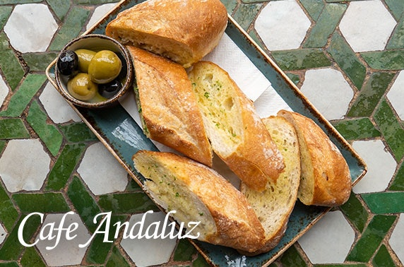 Café Andaluz at-home - £39