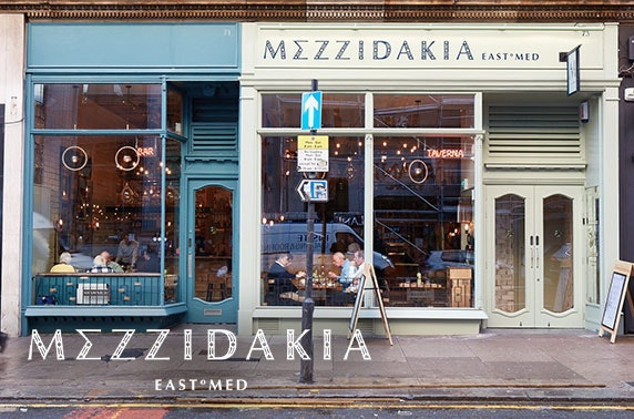 Mezzidakia at-home - £39