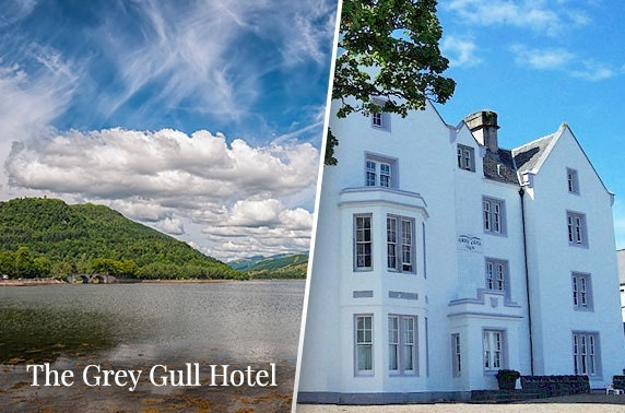 Loch Fyne stay - from £59