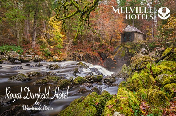 Royal Dunkeld Hotel stay - from £79