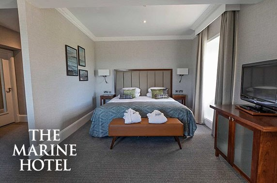 4* Marine Hotel stay, Troon