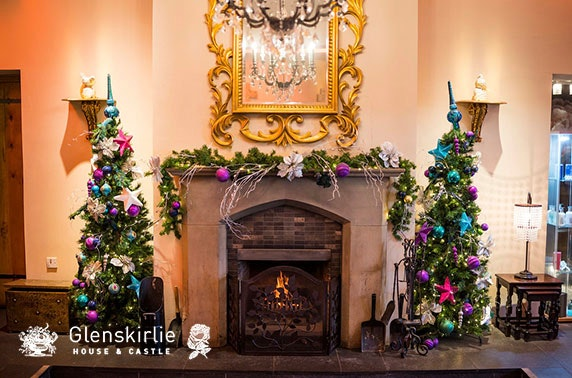 Santa's Magical Glenskirlie Castle Experience