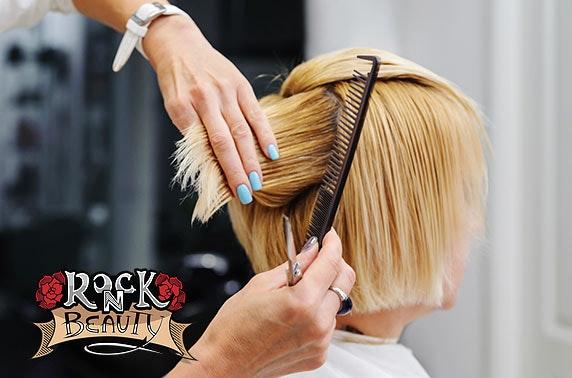 Shellac nails or hair treartments, Perth
