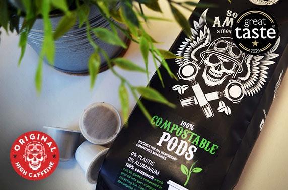 40 coffee capsules