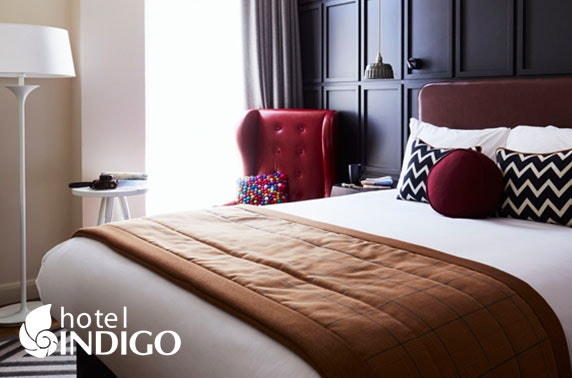 Hotel Indigo York stay