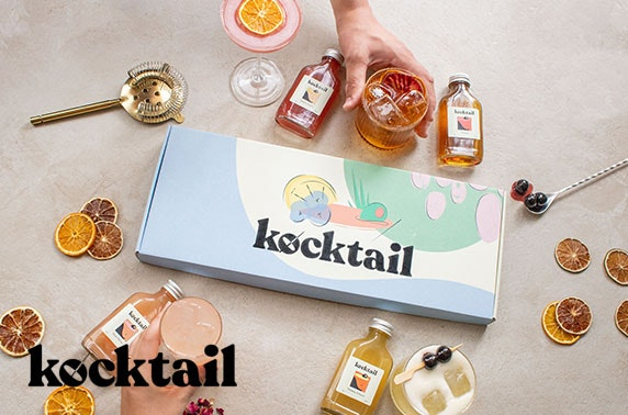 Kocktail Club subscription, inc P&P