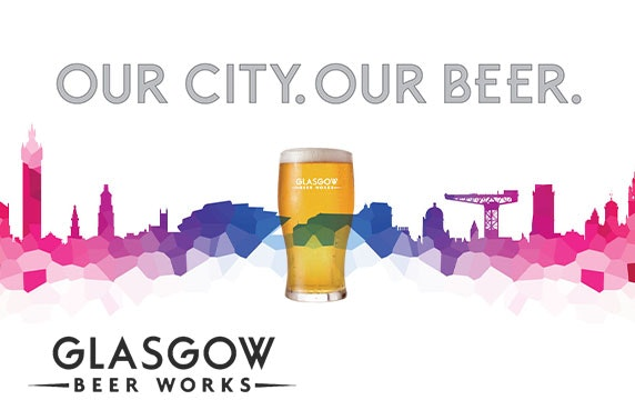 Glasgow Beer Works gift pack
