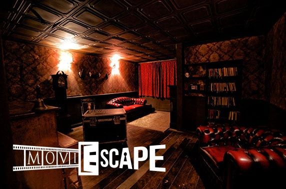 Movie themed escape room - from under £12pp