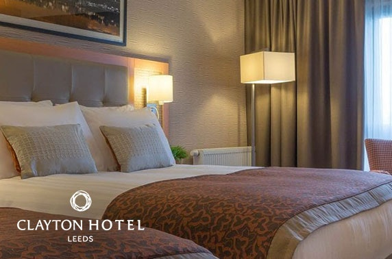 Clayton Hotel Leeds - from £69