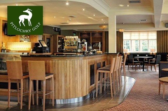 Award-winning Pitlochry Golf