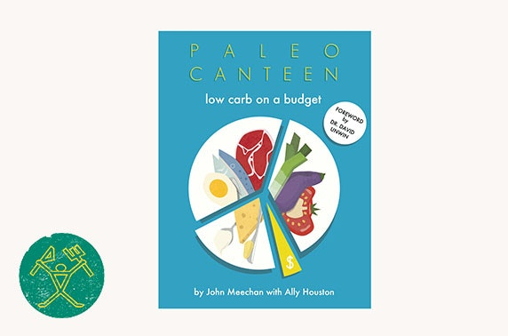 Low carb cook book from Paleo Canteen