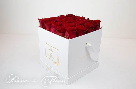 Forever flowers from Amour Des Fleurs