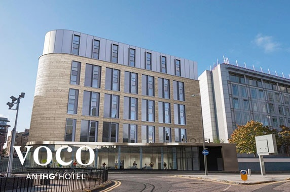 Brand new voco Edinburgh - Haymarket - from £79