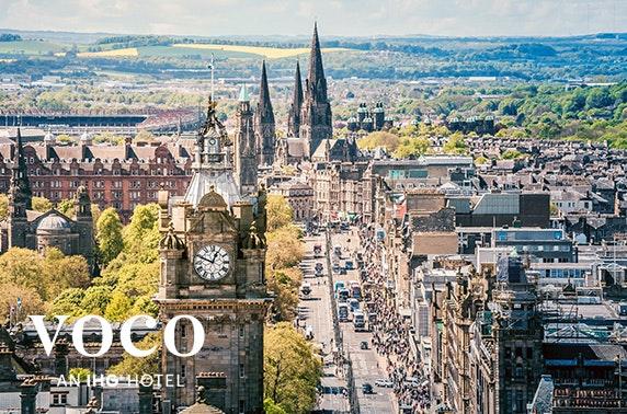 Brand new voco Edinburgh Haymarket - from £79
