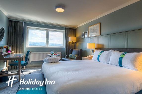 Holiday Inn Edinburgh Zoo stay