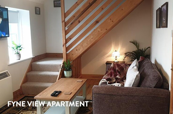 Fyne View Apartment stay, Inveraray