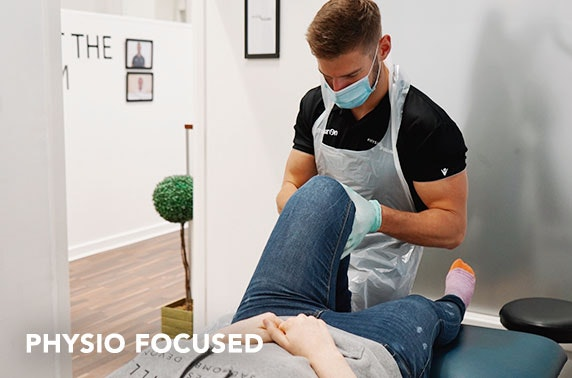 One hour massage, City Centre - from £19