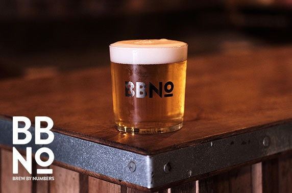 Brew by Numbers beer delivered