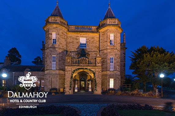 4* Dalmahoy Hotel & Country Club