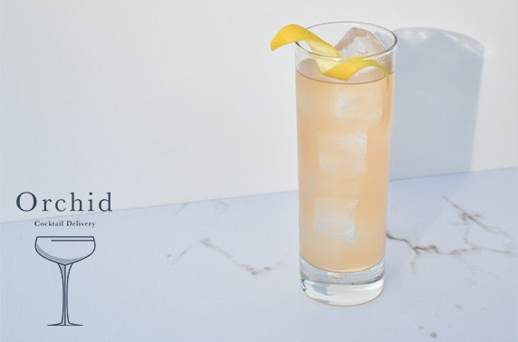 Cocktails at-home