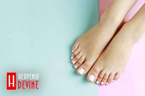 Heavenly Devine Beauty Salon treatments, City Centre