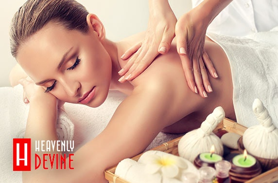Heavenly Devine Beauty Salon treatments, City Centre