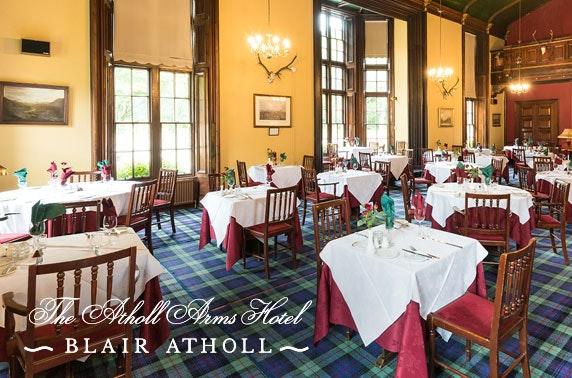 Blair Atholl getaway - from £65