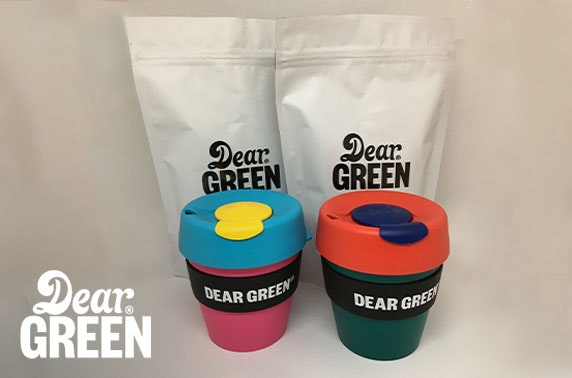 Award-winning Dear Green Coffee