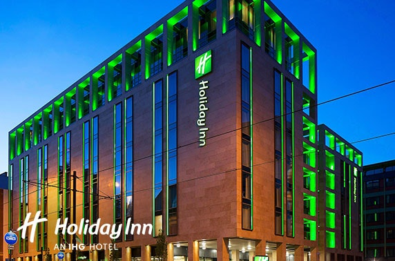 Holiday Inn Manchester City Centre stay - from £59