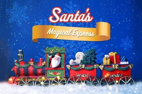Santa's Magical Express, Summerlee Museum