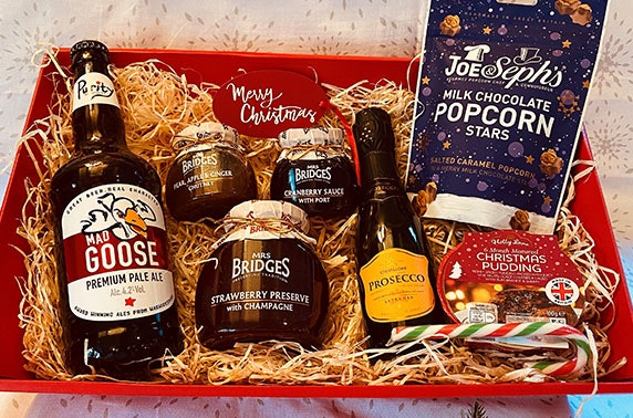 Luxury festive hamper - £29