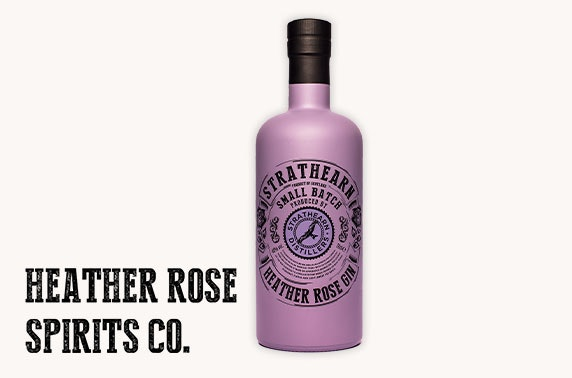 Gin delivery from Heather Rose Spirits Co