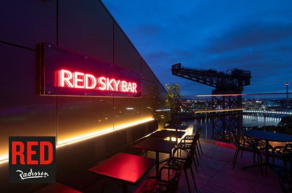 Radisson RED small plates & drinks