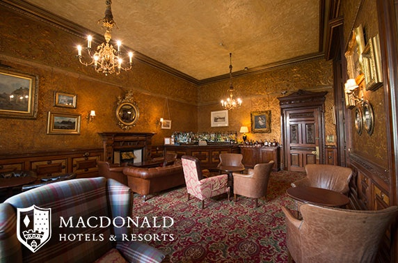 4* Macdonald Norwood Hall Hotel stay