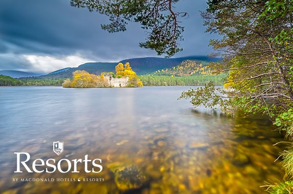 4* Macdonald Aviemore Resort break - from £89