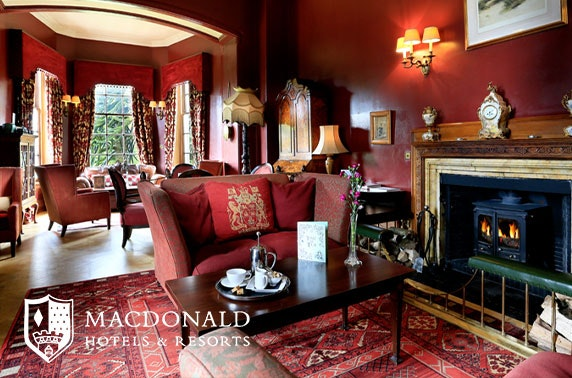 4* Macdonald Pittodrie House stay