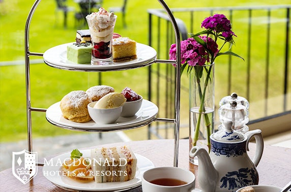 4* Macdonald afternoon tea, Lake District