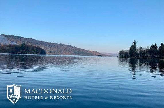 Lake District spa break