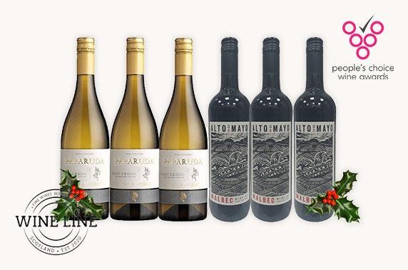 Wine Line Scotland - from £6.50 per bottle