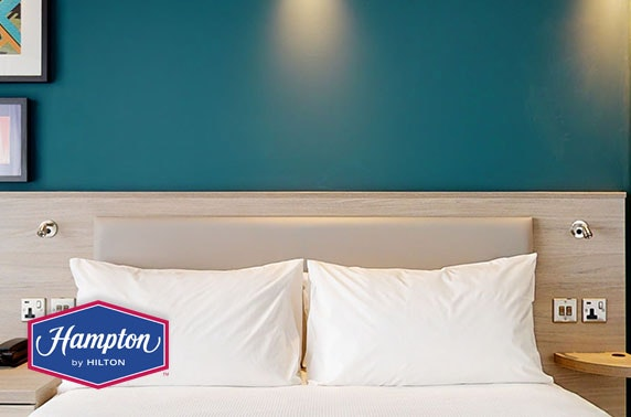 Brand new Hilton Manchester Northern Quarter - from £45