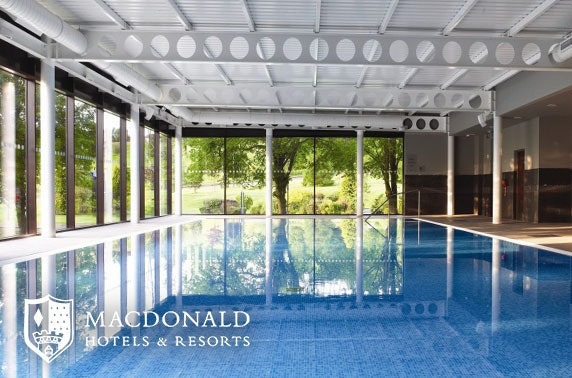4* Macdonald Inchyra Hotel & Spa stay