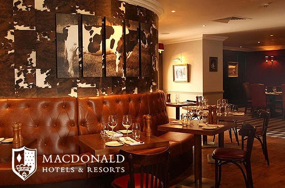 Festive afternoon tea, 4* Macdonald Inchyra Hotel & Spa